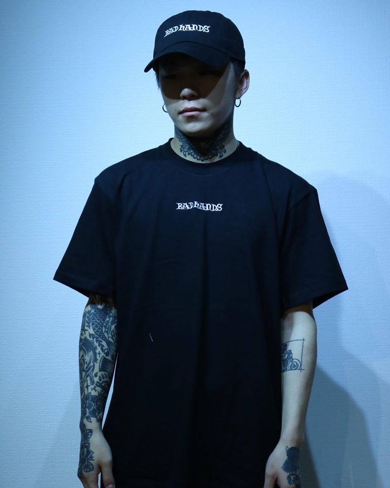BAD HANDS 2020 S/S Blackの写真